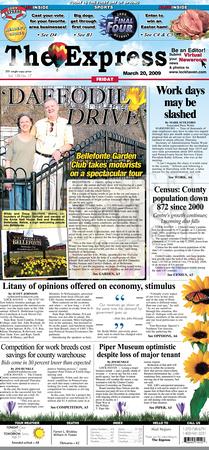 budget artist newspaper layouts layout 1